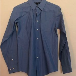 Brooks Brothers Boys Non-iron Buttondown Size 16